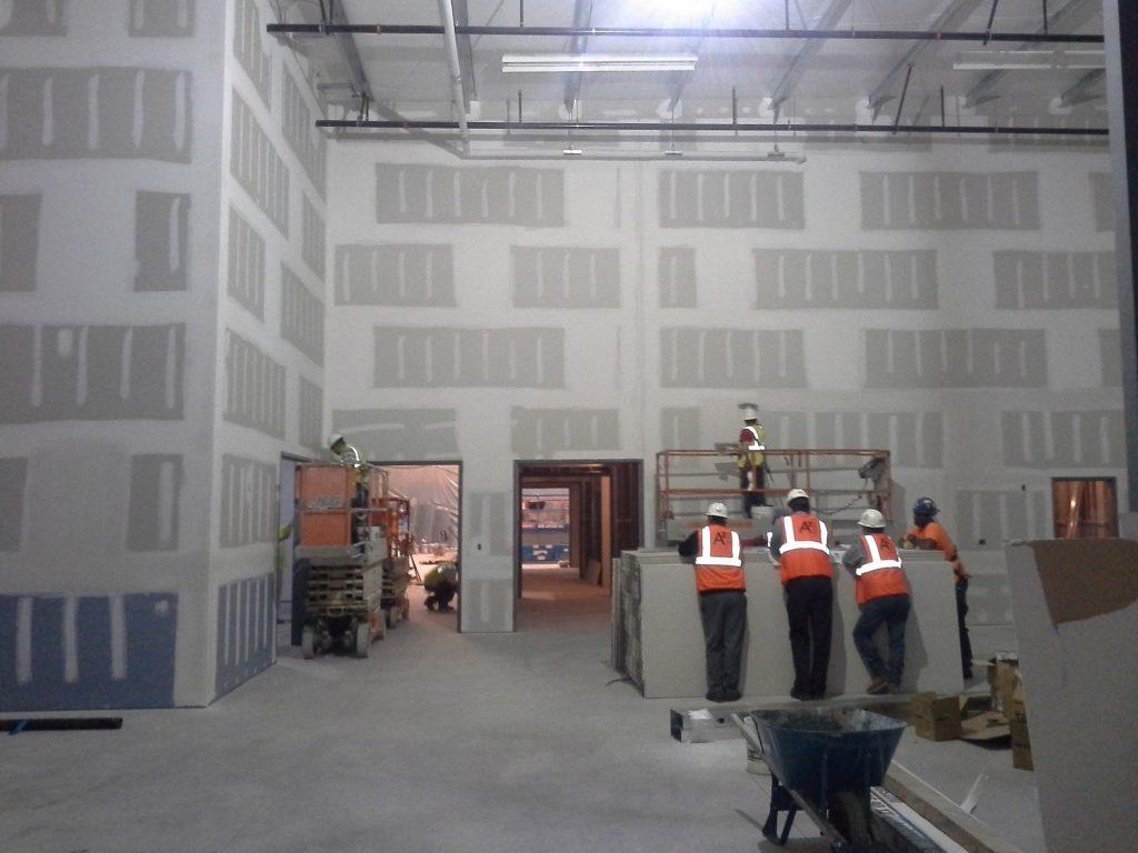 drywall montagem
