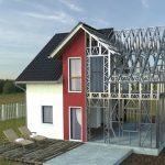 Casas Steel Frame - Modelos Prontos