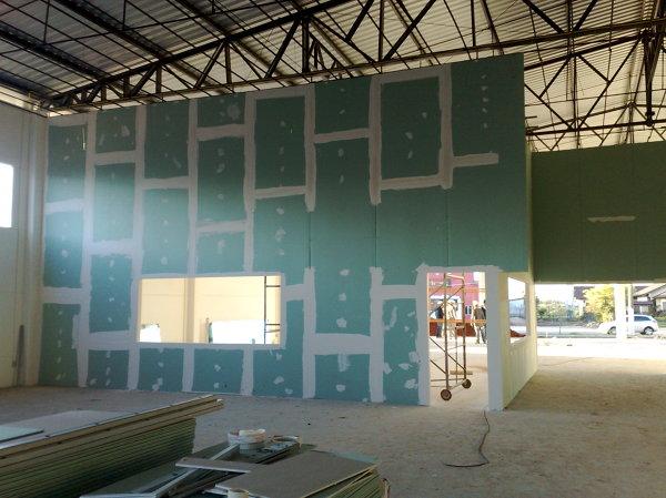 placas drywall RU