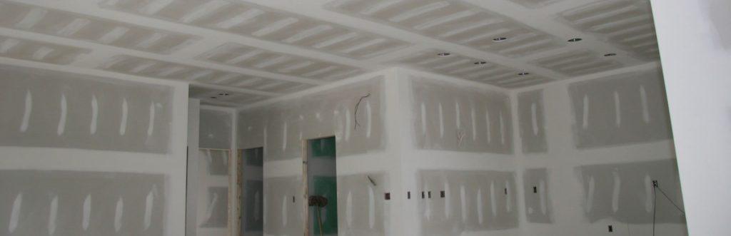 revestimento em drywall knauf