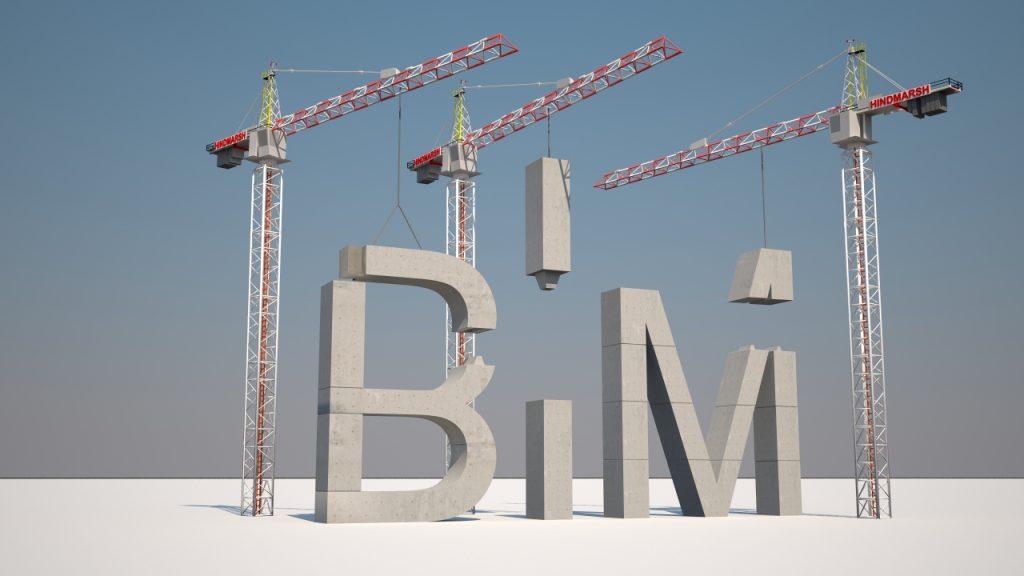 construção em BIM