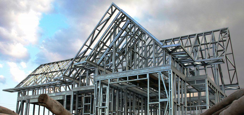 estrutura steel frame