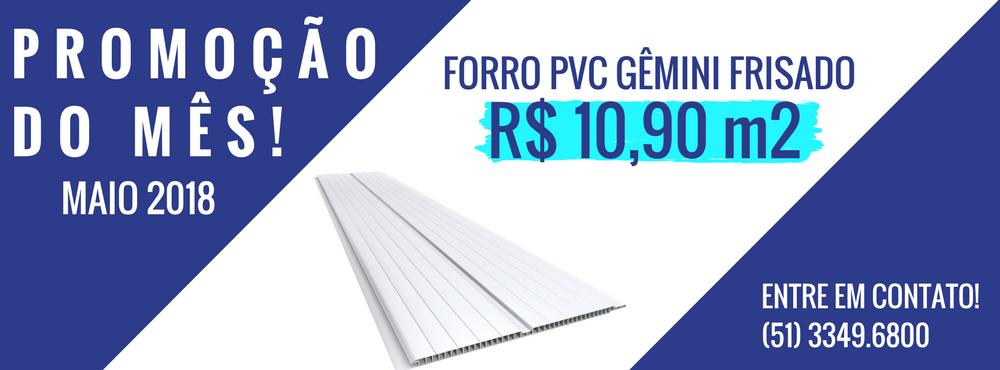Promoção Forro PVC