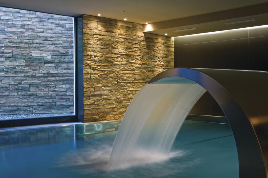 Aquapanel em piscinas