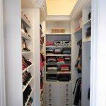 closet drywall