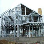 Construções em Steel Frame