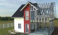 Casas Steel Frame Prontas