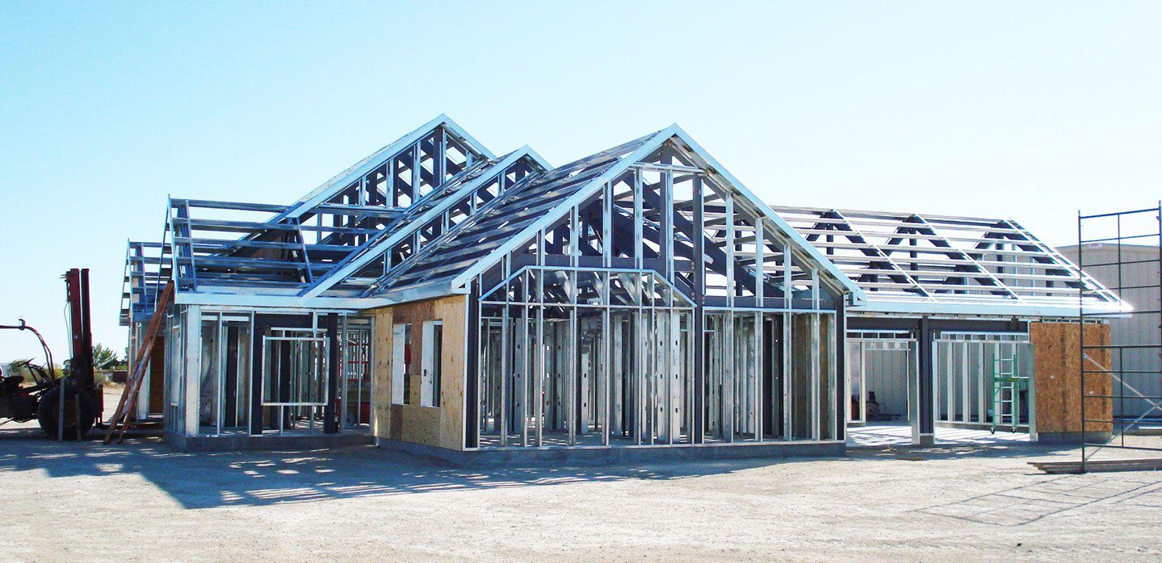 modelos de casa pronto steel frame